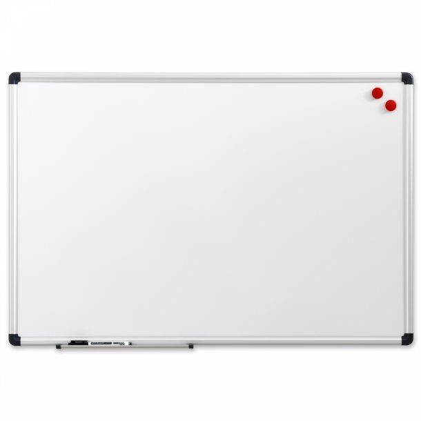 Smuk Whiteboard 60 x 45 cm. med alu. ramme - Whiteboardtavler - NAGA A/S YG-55
